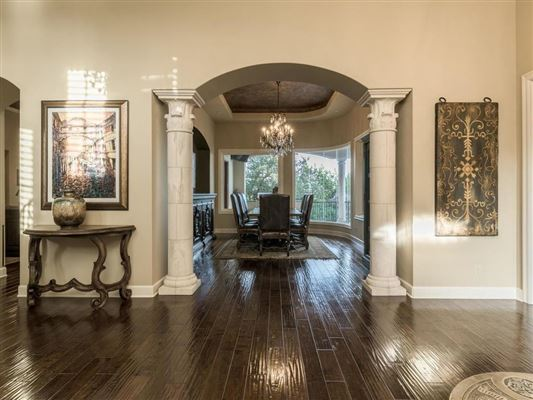 Luxury homes Custom designed to accentuate stunning Downtown views