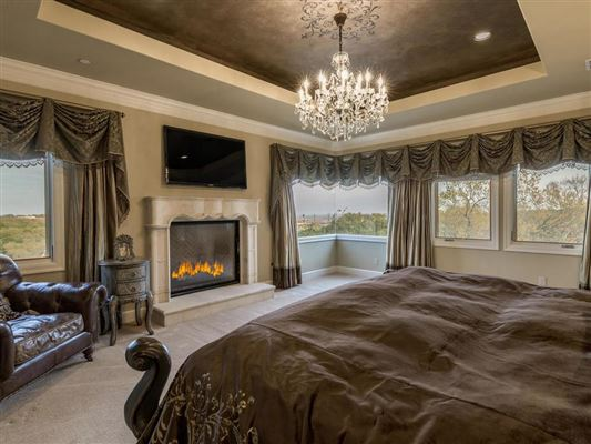 Custom designed to accentuate stunning Downtown views luxury real estate