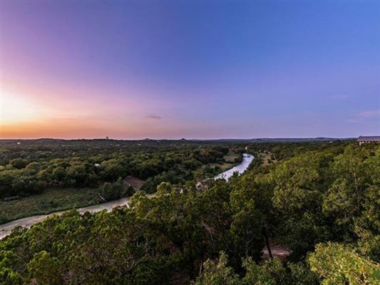 Luxury homes in Stunning house with sweeping Hill Country views