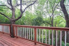 cedar home on treed lot in eanes luxury homes