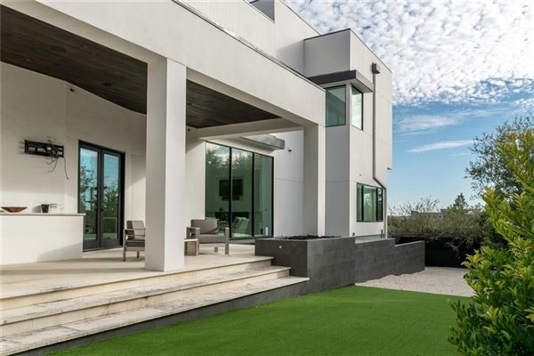 Luxury real estate warm and welcoming modern mastery