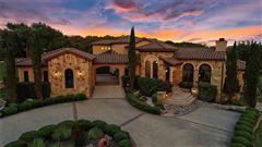 Mansions in luxury Mediterranean home
