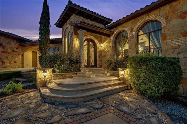 Luxury homes luxury Mediterranean home