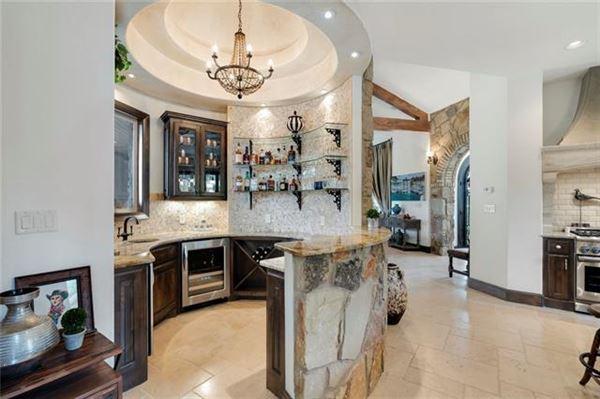 Mansions luxury Mediterranean home