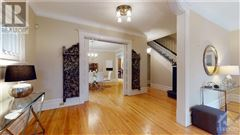 Mansions in sophisticated stately home