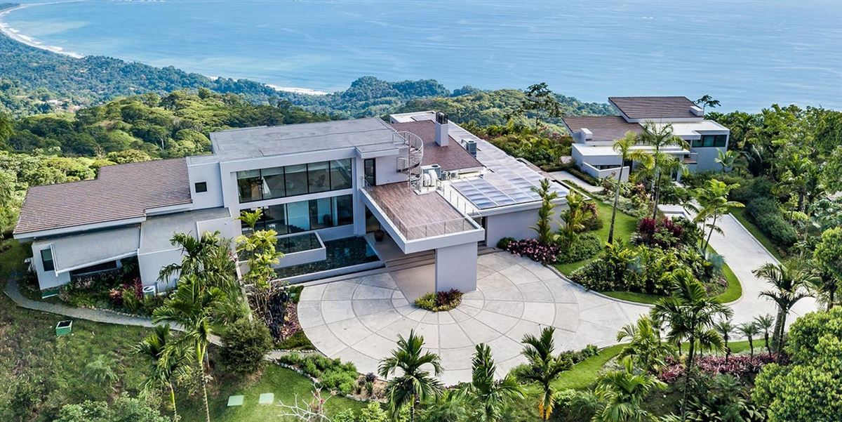 Chateau Montage in dominical luxury homes