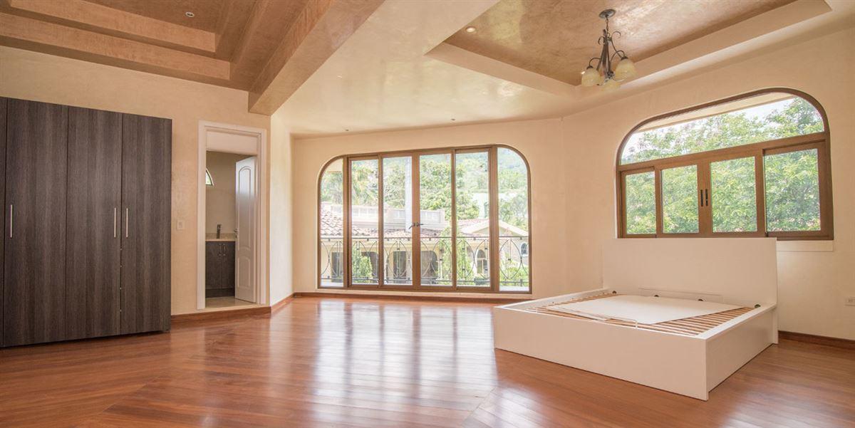 European style estate luxury homes