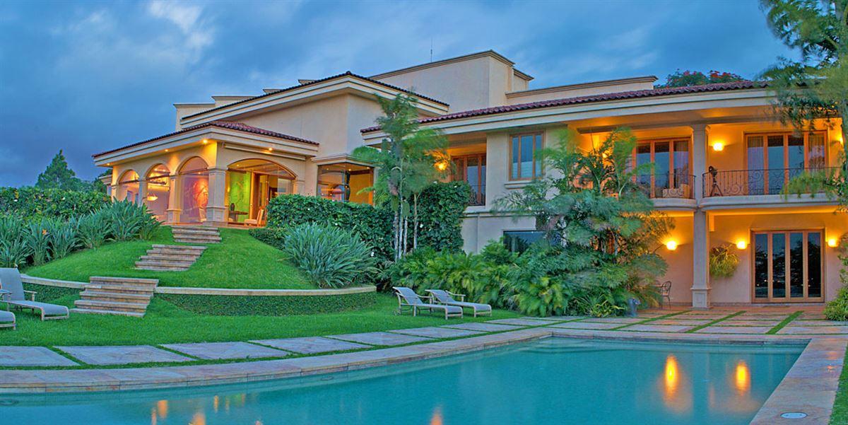private hilltop estate luxury properties