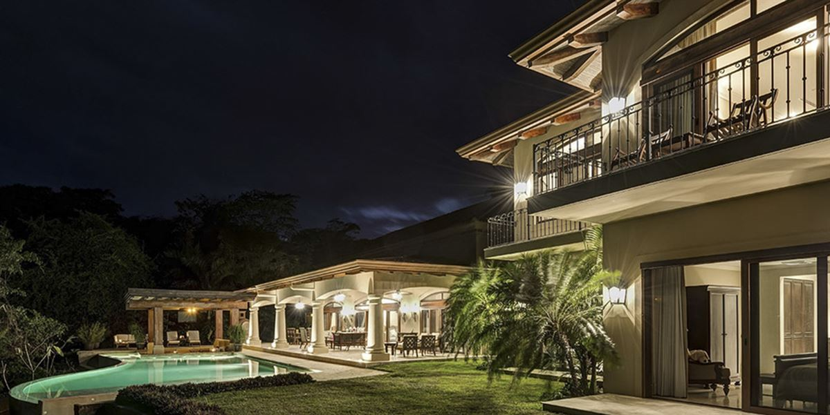 Luxury homes Villa Paraíso in costa rica