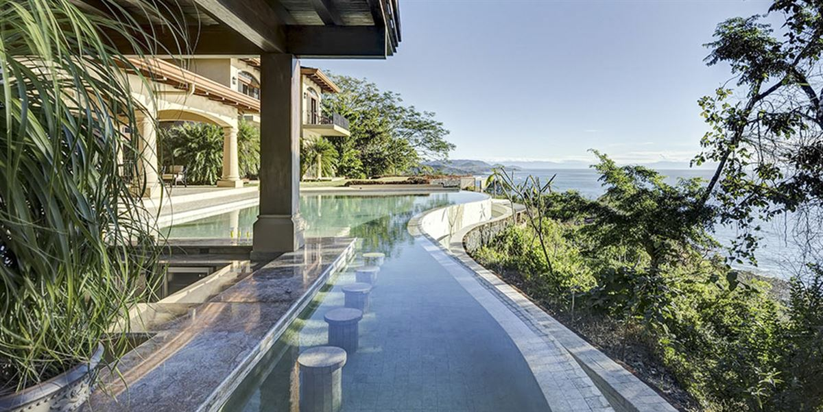 Villa Paraíso in costa rica luxury homes