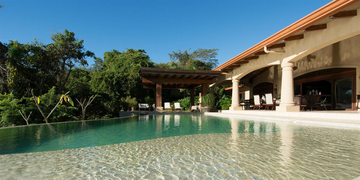 Villa Paraíso in costa rica luxury real estate