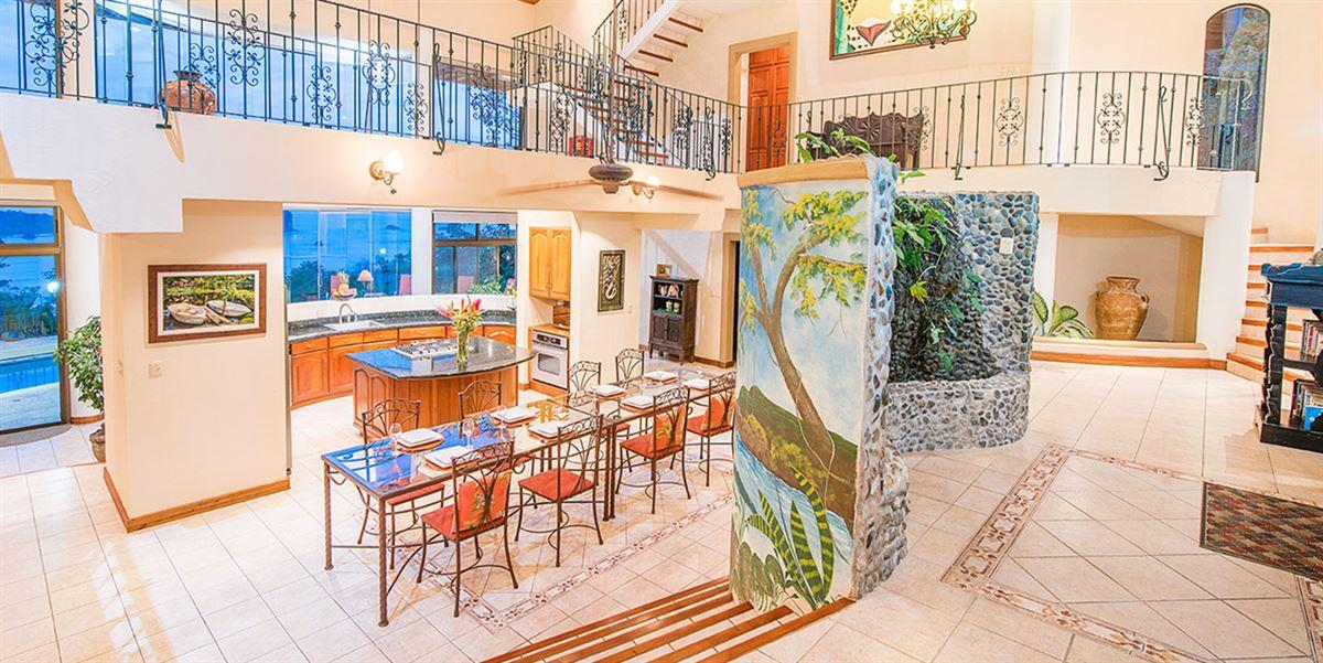 Elegant Beach Estate Located in Manuel Antonio luxury properties