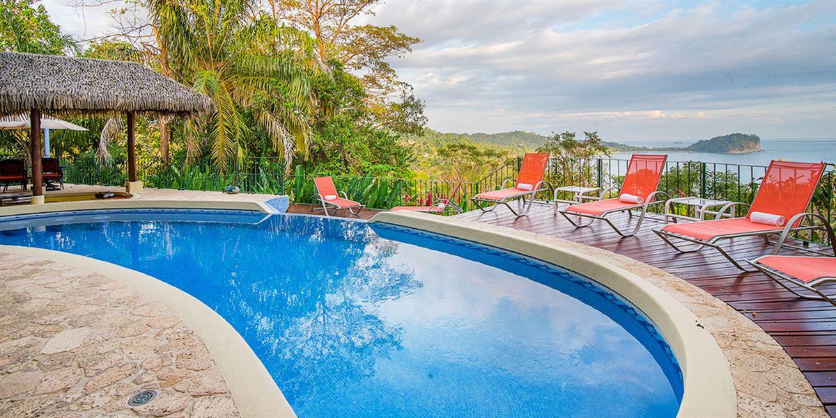 Mansions Elegant Beach Estate Located in Manuel Antonio