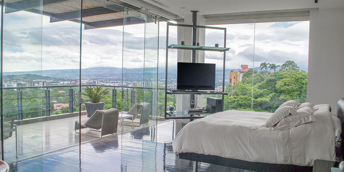 Contemporary living in Escazú luxury properties
