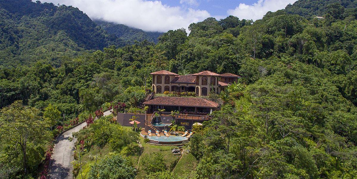 Luxury properties Castillo Sol