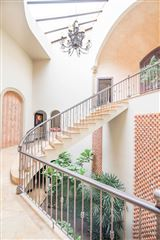 Luxury real estate contemporary comfort