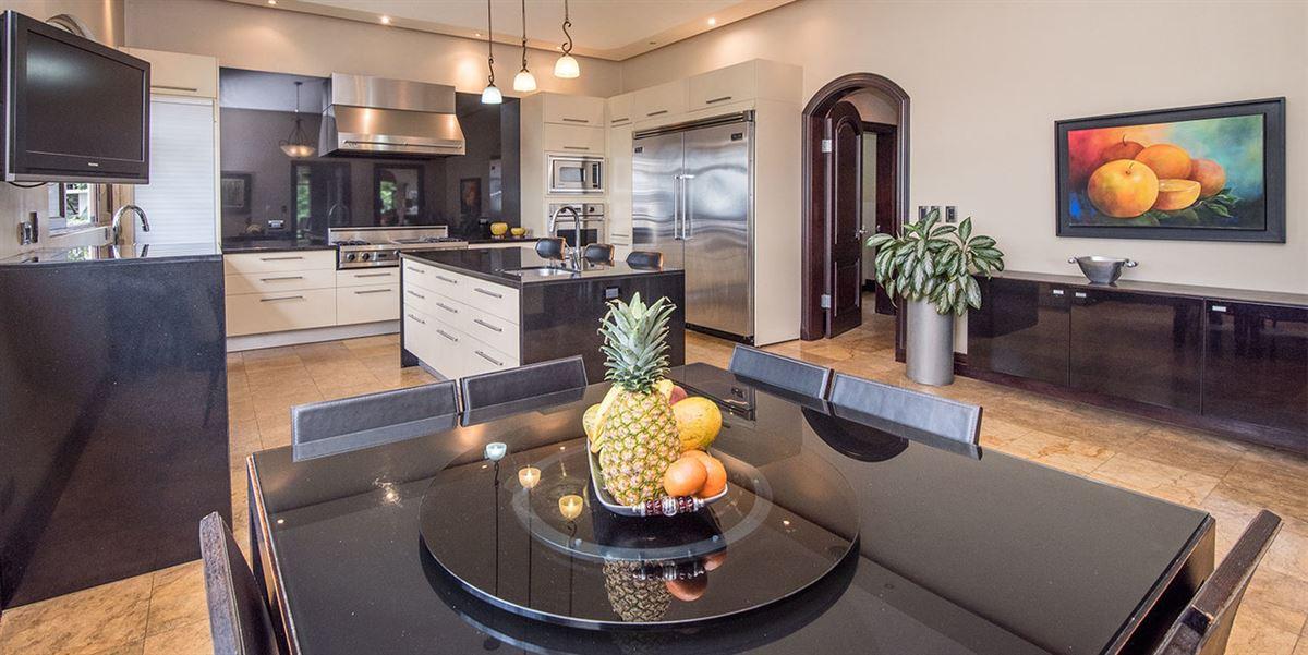 Luxury properties contemporary comfort