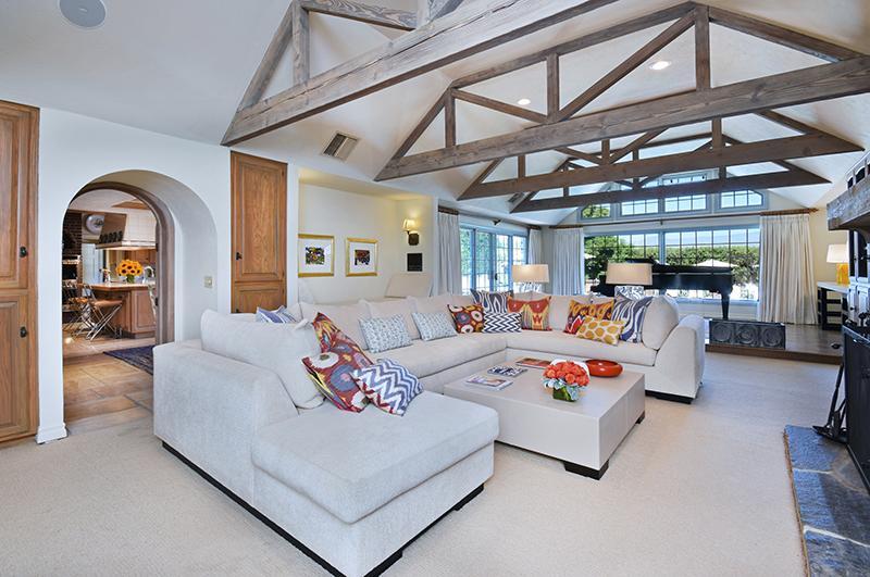 Luxury properties Private Family Retreat