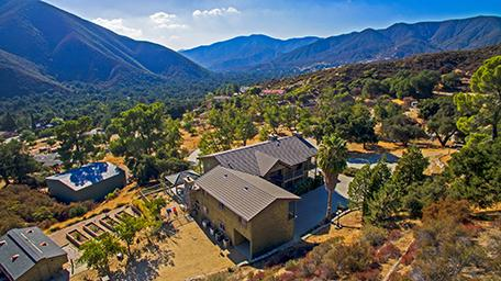 majestic one of a kind craftsman ranch luxury real estate