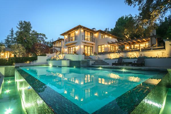Absolutely stunning Flintridge estate luxury homes