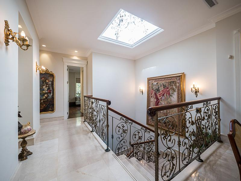 Luxury homes in Premier Street in Mount Carmel