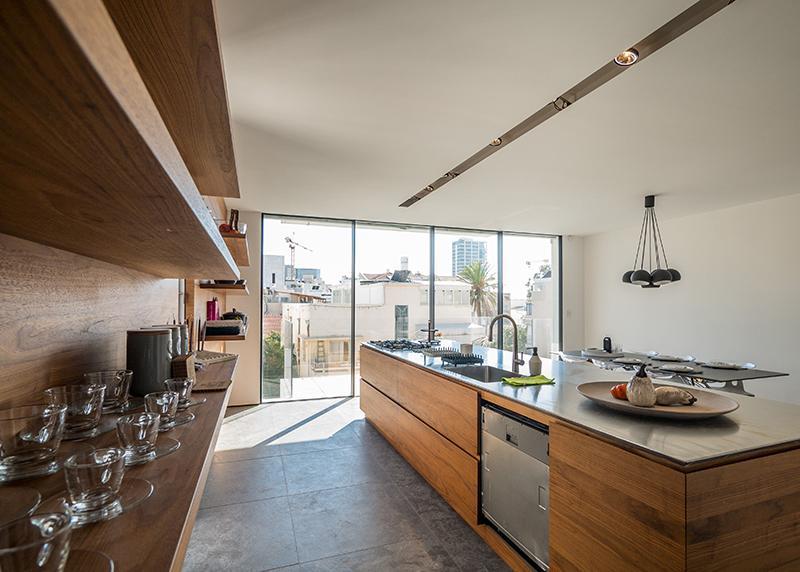 Townhouse in the heart of Tel Aviv luxury properties