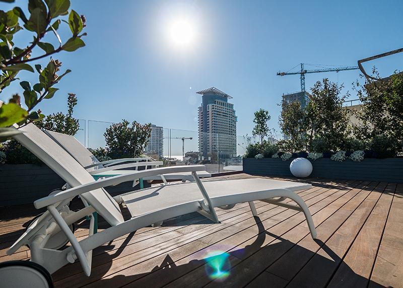 Luxury homes in Townhouse in the heart of Tel Aviv