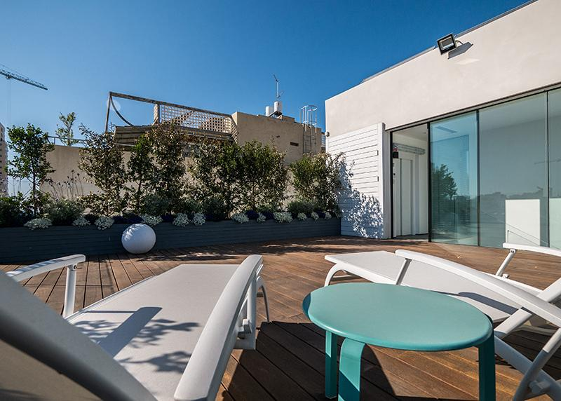 Mansions in Townhouse in the heart of Tel Aviv