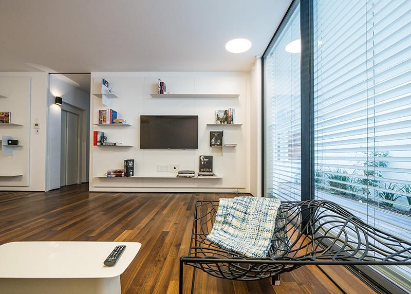 Townhouse in the heart of Tel Aviv luxury homes