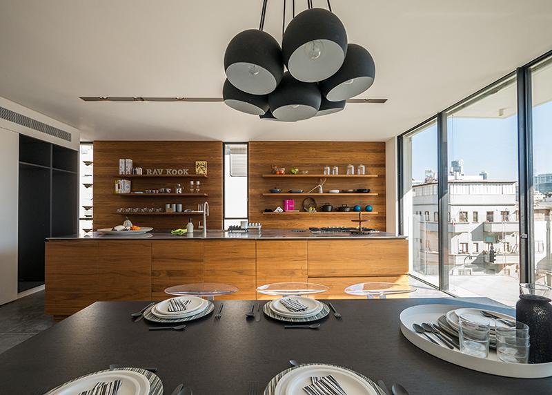 Townhouse in the heart of Tel Aviv luxury real estate