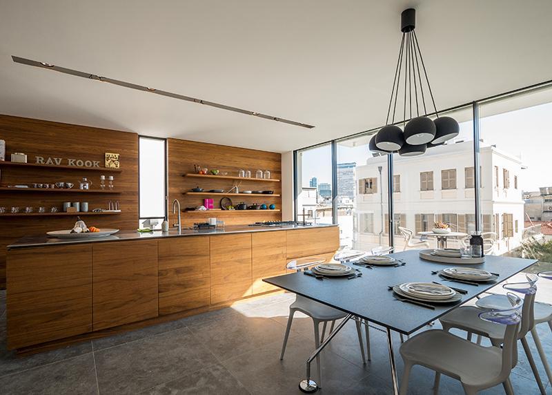 Luxury properties Townhouse in the heart of Tel Aviv