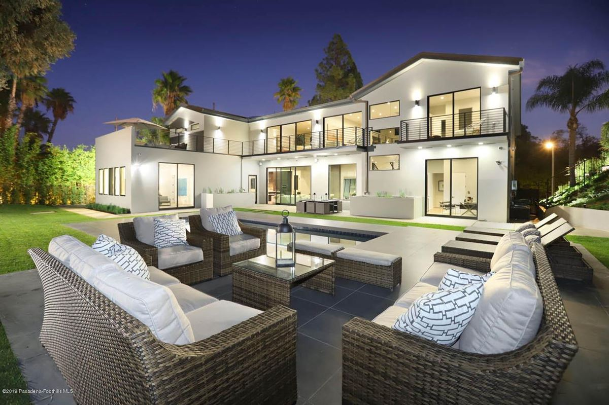 Luxury homes in Modern masterpiece in prestigious Bel Air
