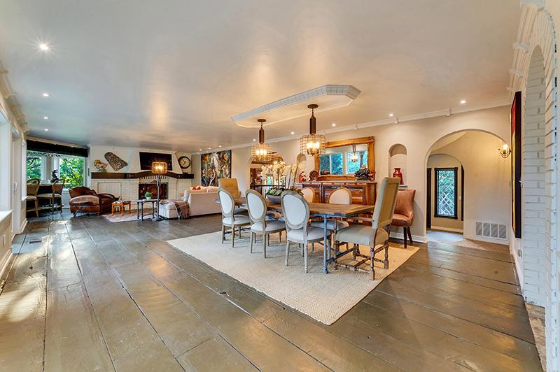 Custom-built Tudor Revival Estate luxury properties