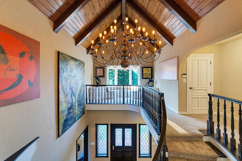 Luxury properties Custom-built Tudor Revival Estate