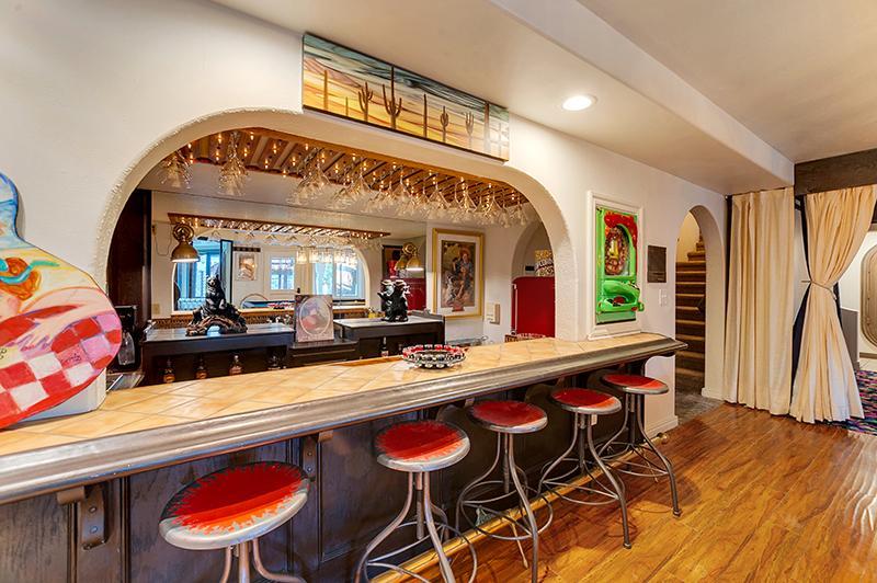 Custom-built Tudor Revival Estate luxury homes