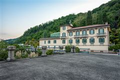 completely renovated period villa on Lake Maggiore  mansions