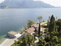 Luxury homes in completely renovated period villa on Lake Maggiore