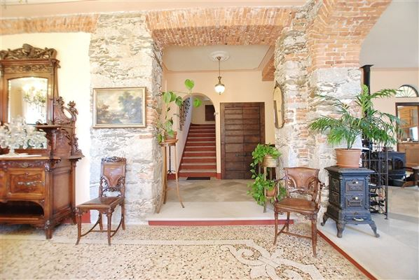 Luxury properties perfectly renovated historic villa with guest house