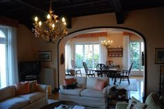 Luxury homes recently renovated period villa