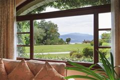Luxury homes in recently restored charming villa