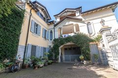 Luxury homes in Historic Art Nouveau Villa