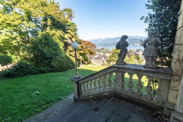 Luxury homes Historic Art Nouveau Villa