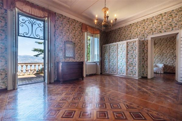 Luxury real estate Historic Art Nouveau Villa