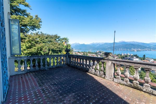 Luxury properties Historic Art Nouveau Villa