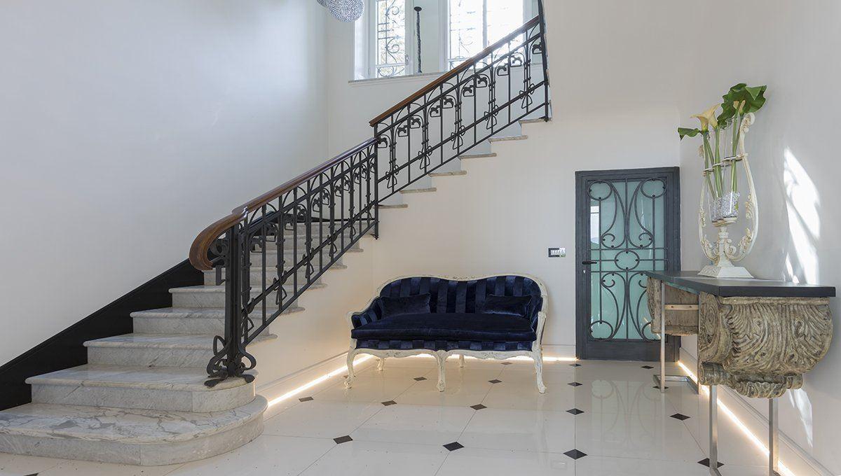 historic italian villa in art nouveau style luxury homes