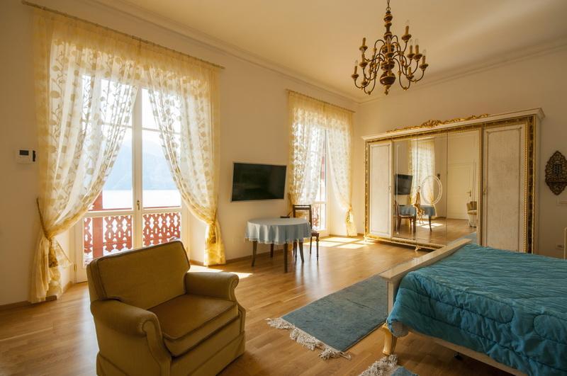 Majestic Villa in Ghiffa mansions