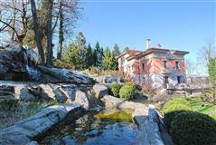 Mansions completely restored historic villa
