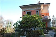 Luxury homes in completely restored historic villa