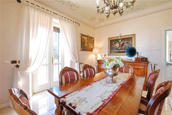 Luxury properties completely restored historic villa