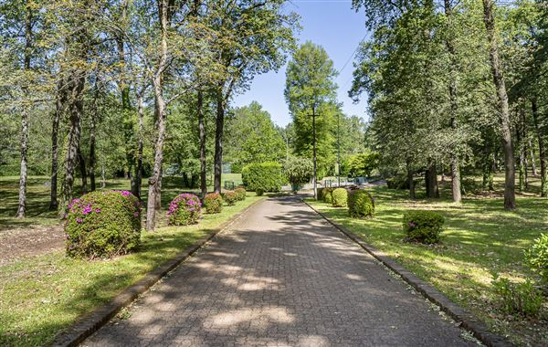 Luxury real estate large property near lake maggiore